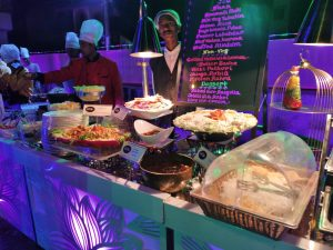 experienced caterers