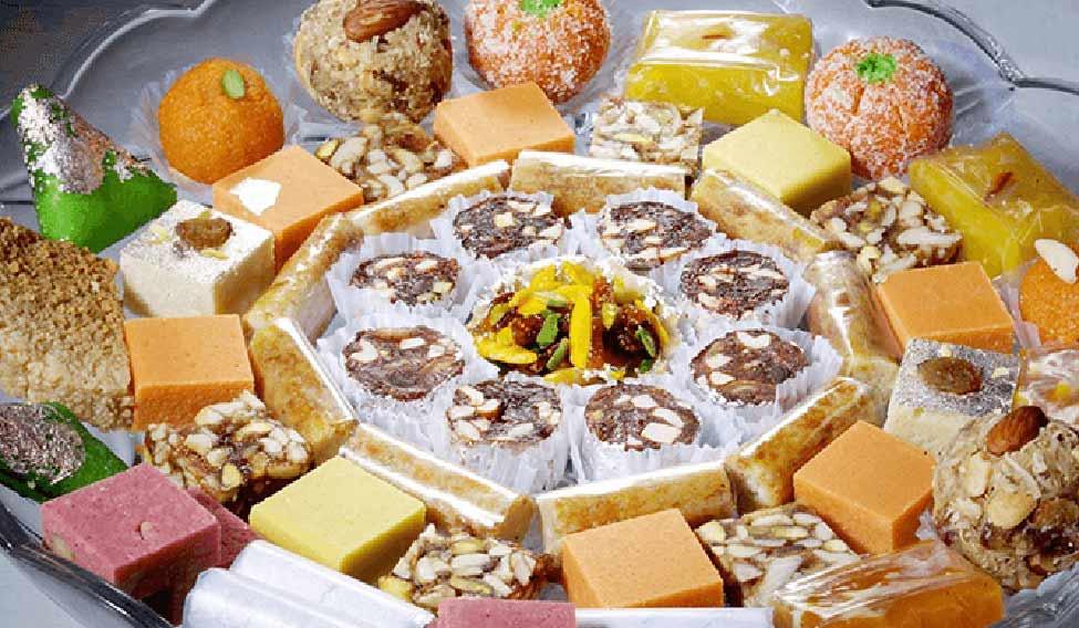 sweet / desert food