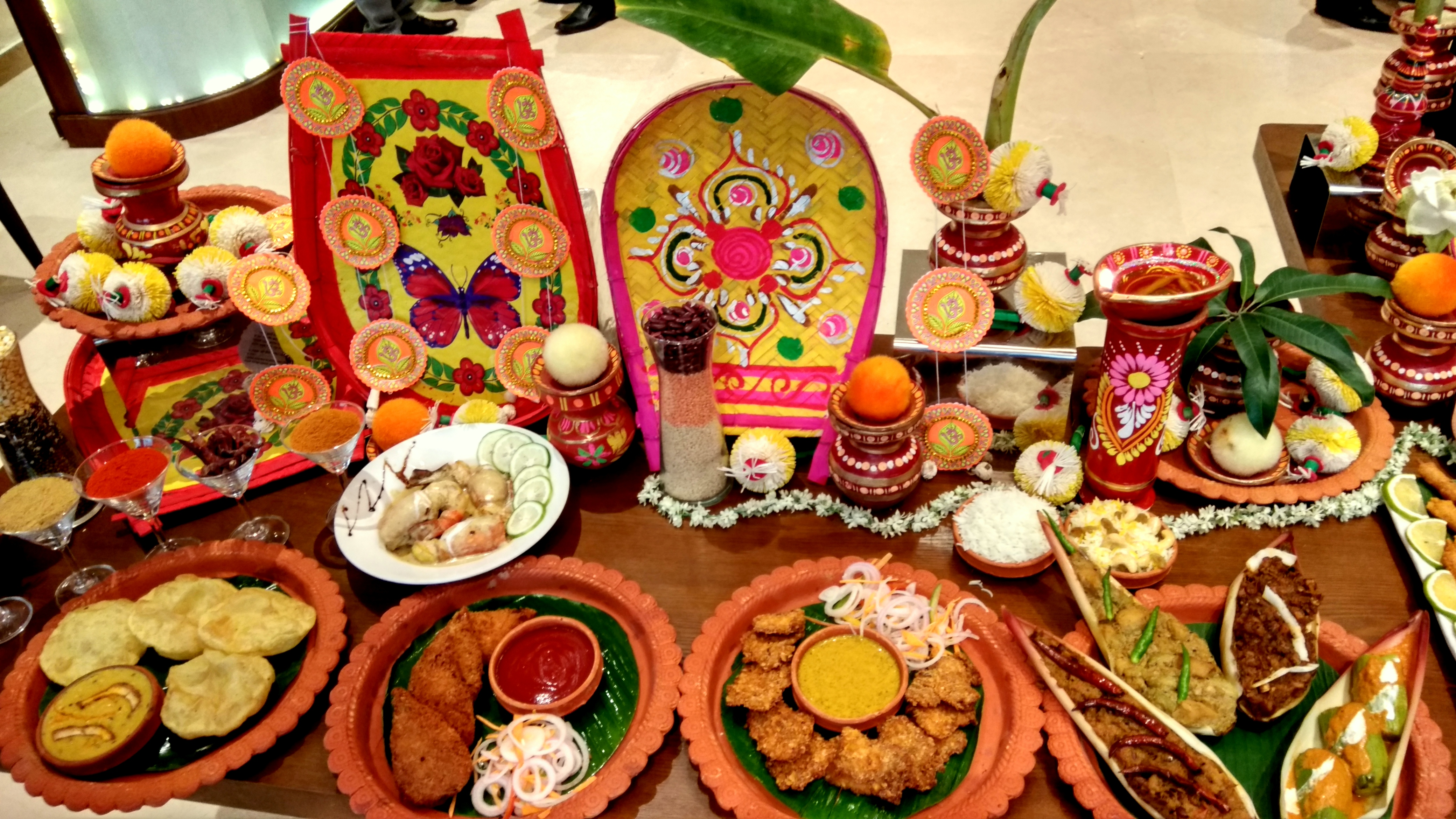 Enjoy A Special Menu in This Durga Puja with La Fiesta Catering