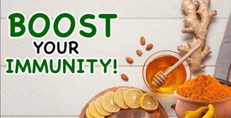 Boost your immunity #Covid19Alert