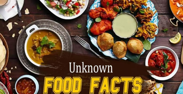 unknown Indian food facts